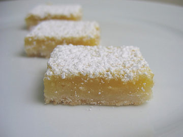 DePalma's Lemon Bars
